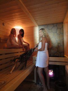 zabiegi w saunie