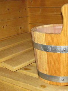 Sauna domowa cennik