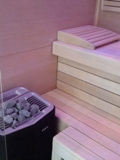 piece do sauny